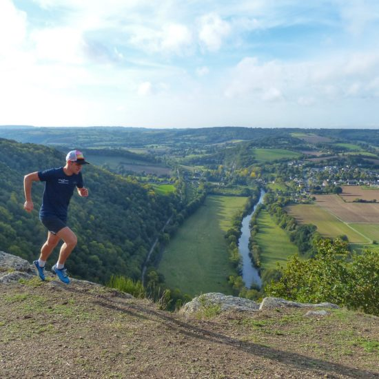 Stage Trail Suisse Normande