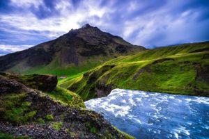 trekking Islande